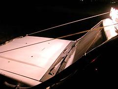 установка фар на багажник - картинка 12