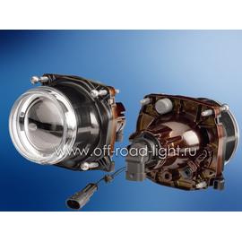 Модуль D 90мм Би-Галоген (FF-DE, H7) 24V, фото