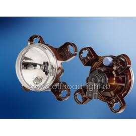 Модуль D 90мм, Дальний свет (FF, T4W ,H1) 12V, фото-