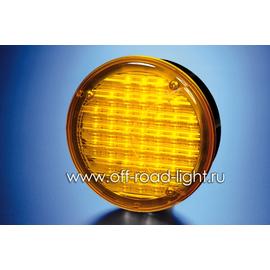 Фонарь указатель поворота (37-LED) 24V, фото