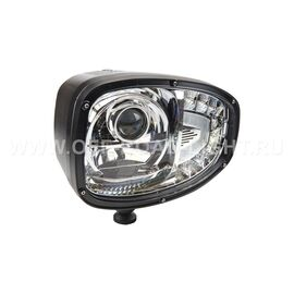 Светодиодная фара Full LED HD, ближний/дальний свет, левая, фото-