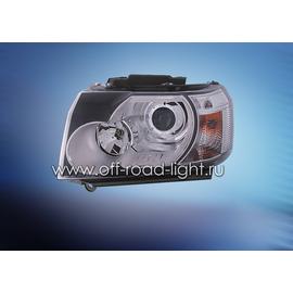 LR Freelander II 10/06 → c корректором и  с адаптивным светом, фото