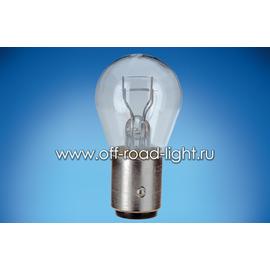 P21/5W Лампа Hella 24V 21/5W Heavy Duty (BAY15d), фото
