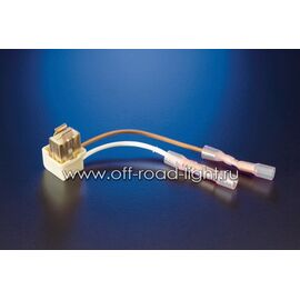 Разъем H1 с проводами, фото