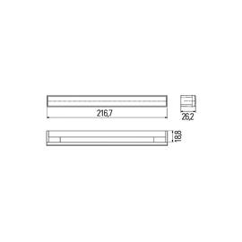 Комплект дневных ходовых огней 12 LED 12V, фото , изображение 2