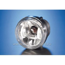 Фара дневного освещения с габаритным огнем D90мм (P21W, LED), фото