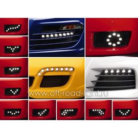 Комплект дневного освещения LEDayFlex 8x2 без функции г/о, фото , изображение 3