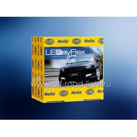 Комплект дневного освещения LEDayFlex 8x2 без функции г/о, фото , изображение 2