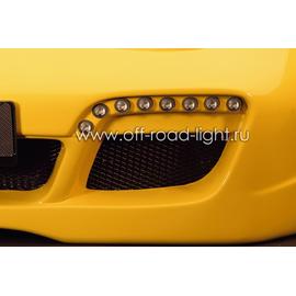 Комплект дневного освещения LEDayFlex 8x2 без функции г/о, фото , изображение 4