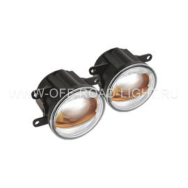 Комплект светодиодных ламп LEDriving FOG Standart, 6000K, P21/5W, белый, 4W/12W, фото