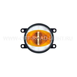 Комплект светодиодных ламп LEDriving FOG Standart, 6000K, P21/5W, белый, 4W/12W, фото , изображение 3