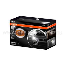 Комплект светодиодных ламп LEDriving FOG Standart, 6000K, P21/5W, белый, 4W/12W, фото , изображение 4
