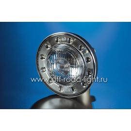 Задний стоп сигнал LED, D55мм/98мм, 2.1W 24V, фото , изображение 4