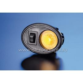 Салонный светильник (WY5W, 12V), фото-