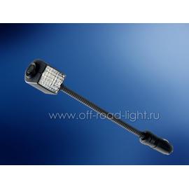 Светильник SpotBulb в прикуриватель, 160мм, лампа галоген (5W), фото-