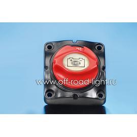 Выключатель АКБ 225A, Max:1000A, IPX56, фото