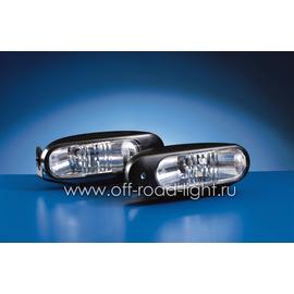 Комплект фар дневного освещения (H6W), фото