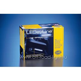 Светодиодная фара дневного освещения LEDayLine, 12V, левая, фото , изображение 3
