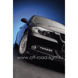 Комплект фар дневного освещения LEDayLine (LED), фото , изображение 4