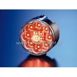Задний габаритный огонь/стоп сигнал LED 24V, фото