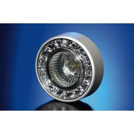 Задний габаритный огонь/стоп сигнал, прозрачное стекло LED 12V, фото , изображение 6