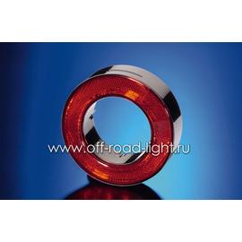 Задний катафот, Красный, фото