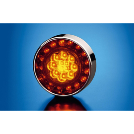 Задний декоративный фонарь, красный, фото , изображение 5