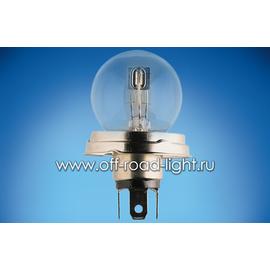 R2 Лампа Hella 24V 55/50W (P45t), фото
