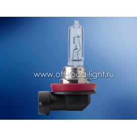 H9 Лампа Hella 12V 65W BlueLight (PGJ19-5), фото-