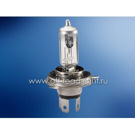 H4 Лампа Hella 12V 60/55W (P43t), фото