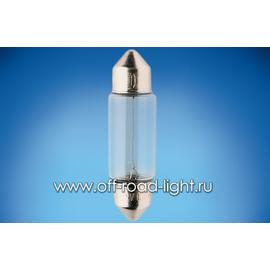 C5W Лампа Hella 12V 5W (SV8.5), фото
