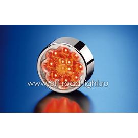 Кольцо декоративное D67 мм, Хром, фото
