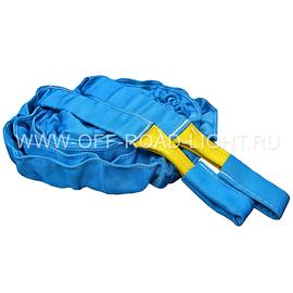 Защитный чехол для динамической стропы, ширина 160мм, Tplus, фото-