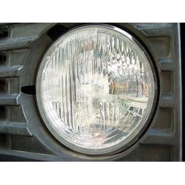 Встраиваемая фара Hella 169мм, галоген (Н4, T4W), фото , изображение 5