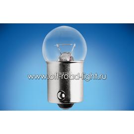 R10W Лампа Hella 24V 10W (BA15s), фото