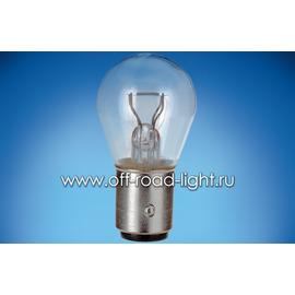 P21W Лампа Hella 24V 21W (BA15s), фото
