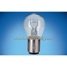P21/5W Лампа Hella 24V 21/5W (BAY15d), фото
