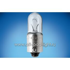 T4W Лампа 12V 4W (BA9s) (без упаковки), фото