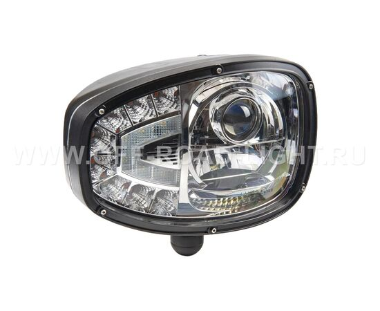 Светодиодная фара Full LED HD, ближний/дальний свет, правая, фото-