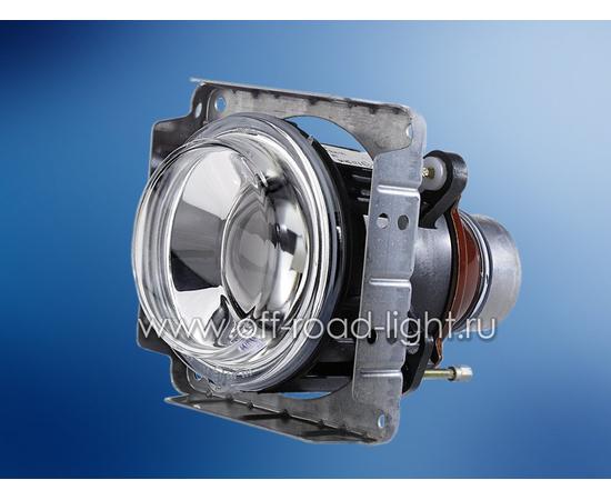 Модуль D 100мм Ближний свет (DE, H1) фото-1