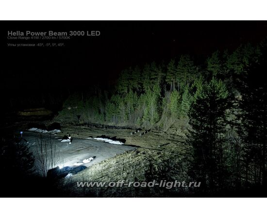 Power Beam 3000 Close Range 43W фото-11