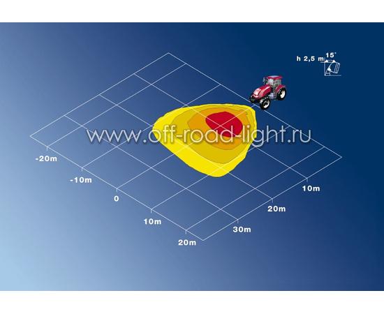 Micro DE, Рабочий свет, Галоген (H3) 24V, фото , изображение 2
