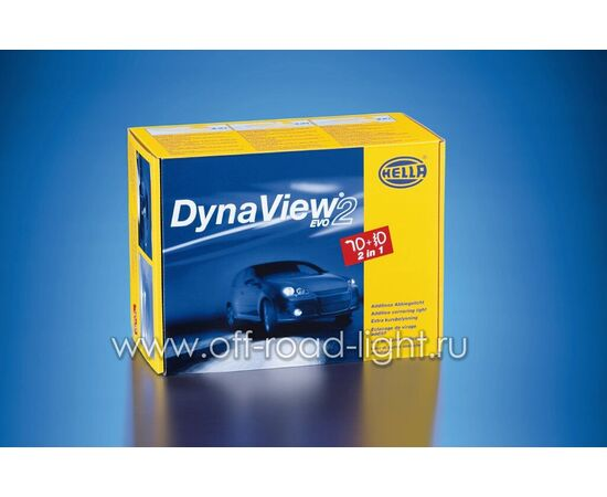 DynaView® Evo2, Правый оптический элемент (FF, H7) фото-4
