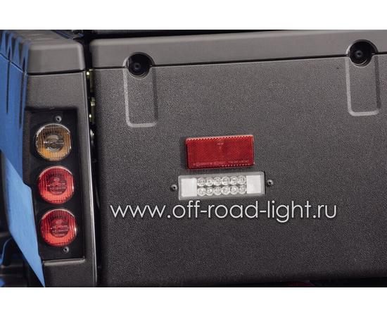 Задний указатель поворота с серым стеклом (PY21W) фото-17