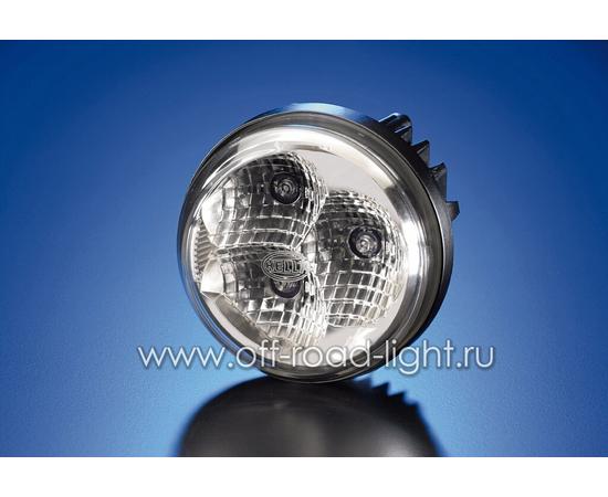 Правая фара дневного освещения D 90мм (LED) фото-1