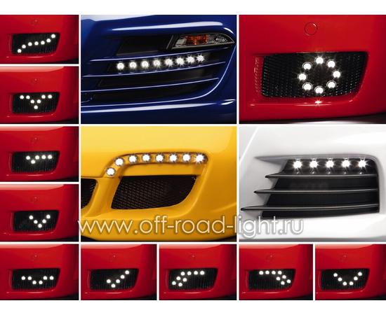 Комплект дневного освещения LEDayFlex 8x2, фото , изображение 3