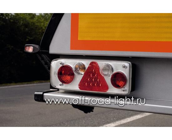 Задний комбинированный фонарь с резиновым рогом. Right, фото , изображение 6