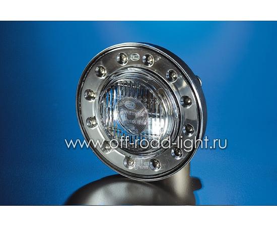 Передний габаритный огонь с прозрачным стеклом (R5W) фото-7