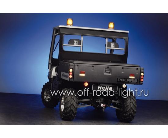 Задний габаритный огонь LED, D55мм/98мм, 1.8W 12V, фото , изображение 11
