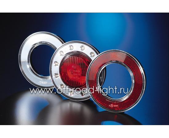 Задний габаритный огонь LED, D55мм/98мм, 1.8W 12V, фото , изображение 6